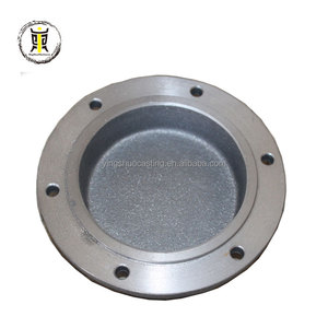 high quality custom grey cast iron gg25 trunnion shaft