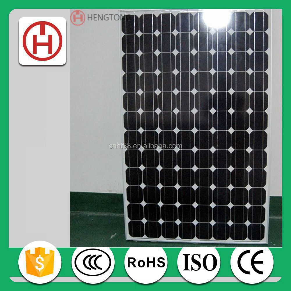China factory sun power solar panel 250w with CE, CCC, RoHS certifications