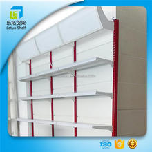 Brand new clothing shop store shelves shop racks and shelves display shelves for retail stores with high quality