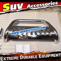 stainless steel x-trail T31 push bar 4x4 accessoires