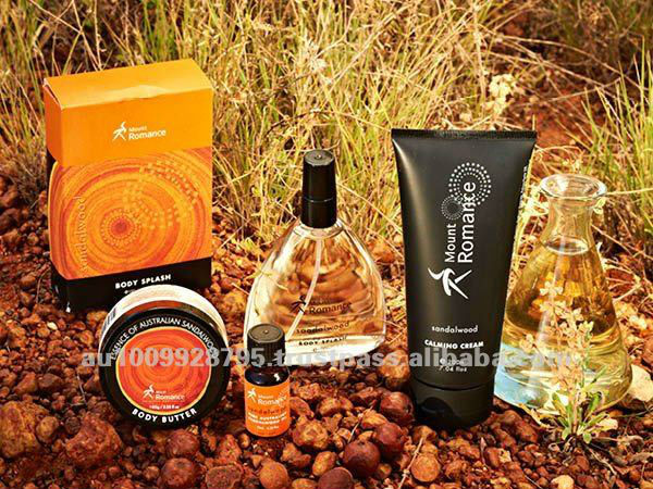 Pure Australian Sandalwood Beauty Product