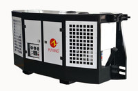 CARRIER type 16kw clip on reefer diesel generator