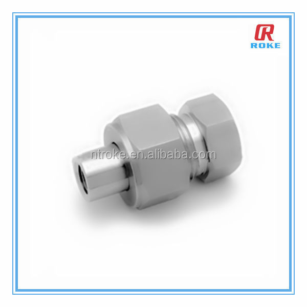 "1"" stainless steel union ball joint"