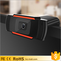 USB 2.0 PC Camera Video Record HD Webcam Web Camera with Mic for Computer Laptop