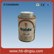 pvc pipe glue for water drinking pipe glue