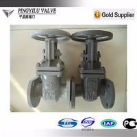 brass gate valve pn16 gate valve with bypass gate valve dn100