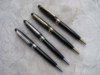 smooth writing Metal ball pen Kose refill