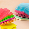 High quality and cheap price fish shape notepad erasable cute