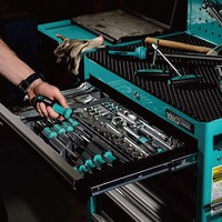 Tool Cabinet Set 162pc