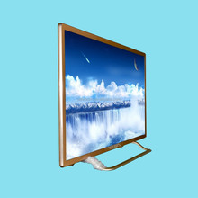 "30% off!!! Slim 32"" rimless metal bench frame 2K FHD LED TV 3D 16:9 Yes wide screen china factory televisions"