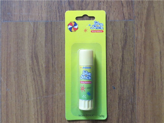 All sizes high quality custom brands paper label sticker White power glue stick