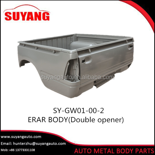 Rear body double opener for Great Wall Sailor auto body parts