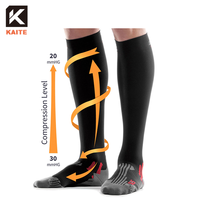 KT-3-0218 best compression socks running compression socks for running