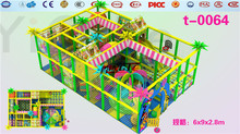 commercial playground Kids area garden play house children area factory price