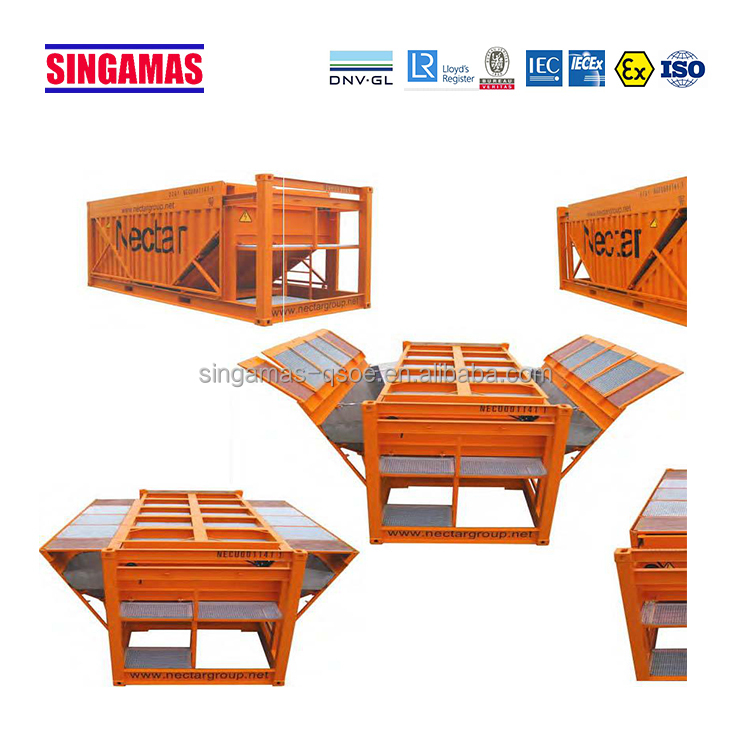 Easy dismountable wholesale shipping container new product in China