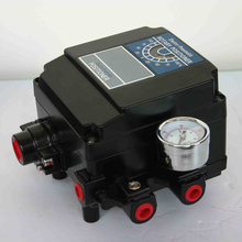 POV Shanghai made low price intellective electropneumatic valve positioner