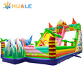 Small inflatbale indoor bouncer , inflatable combo for sale
