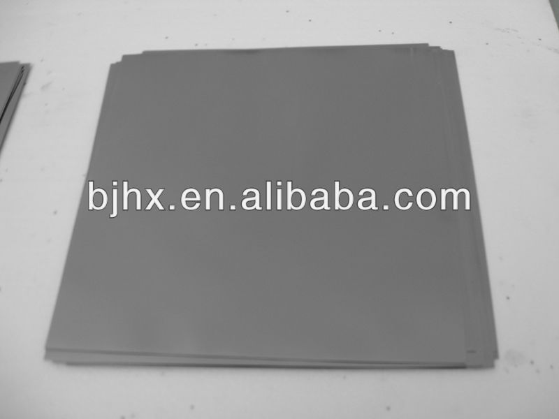 99.95% ASTM B 708 good price pure tantalum plate