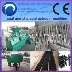 2014 new arrival multi-function coal dust extruder machine/charcoal stick making machine