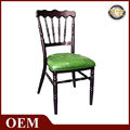 Factory Direct Aluminum Napoleon Chaise/Napoleon Chairs for Wedding hotel