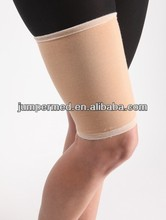 ELS-601 CE and FDA nylon and spandex breathable woven compression knee sleeve/knee brace