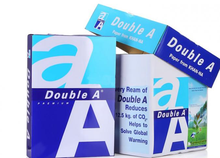 Double A A4 copy paper 80g 75g 70g factory price