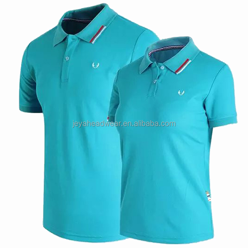 Low price high quality dry fit polo shirt men shirts made in china