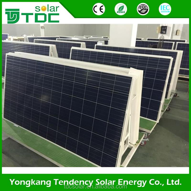 Polycrystalline Silicon Solar Panel Price 400W High Efficiency 300 Watts Panels Manufacturer