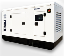 50HZ AC 400V silent 3 phase kva generator 15kva with yangdong diesel engine