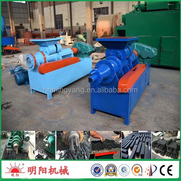 Factory direct sale High Quality <strong>coal</strong> and charcoal extruder machine 008615039052280
