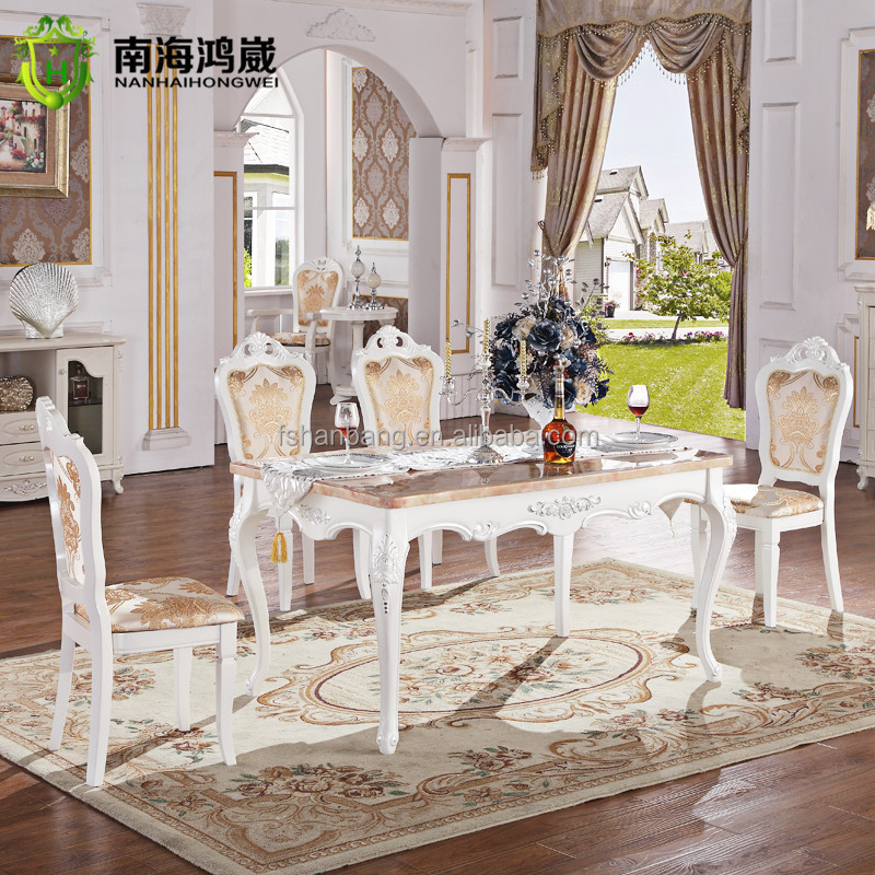 luxury classic french provincial marble dining table buy