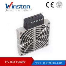NEW HV 031 Series 150W 120V 220V AC Space-saving PTC Ceramic Heater Industrial Fan Heater
