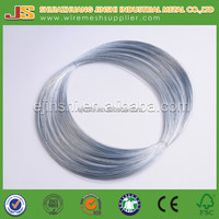 2015 Professional factory wholesale High Quality Low carbon steel galvanized Tie binding iron wire