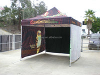 3x3m trade show folding tent marquee waterproof pop up canopy tent