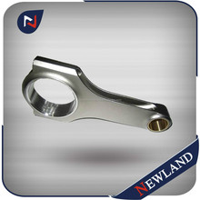 Con Rods For NISSAN CA18 Automobile Forging 4340 H Beam Connecting Rod CC133mm