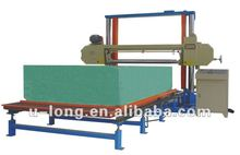 Horizontal Re-bonding Foam Cutting Machine
