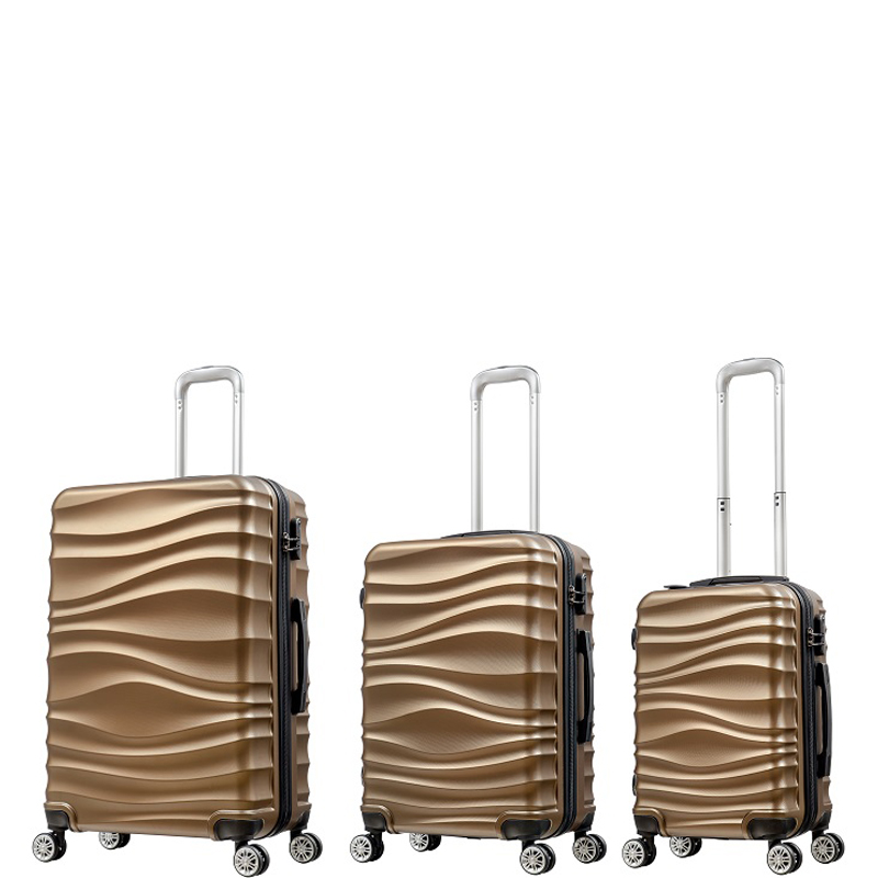 Factory Cheap Travelling Travel Luggage Trolley