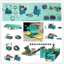 New put car tyre making machine for the environment use.