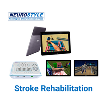 High quality machine grade Stroke Rehabilitation device BCI Software With Professional Technical Support