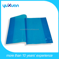 student translucent plastic exercise book cover