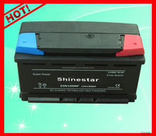 High Quality 12V 100AH remote control car battery With Best price