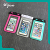 Easy to clean cell phone covers waterproof bag