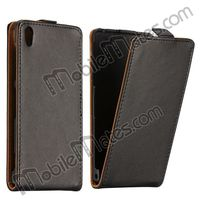 Korean style Vertical Flip Leather Case for Sony Xperia Z2 L50W D6502 D6503 Case