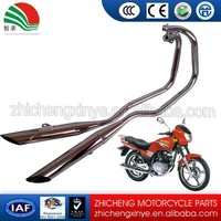 Direct Factory Performance Motorcycle Universal Stainless Steel Muffler