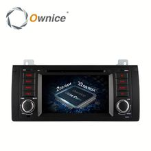 Octa core Android6.0 Ownice C500 car navi radio For BMW X5 E53 2000 - 2007 support OBD DAB TPMS Built in 4G LTE