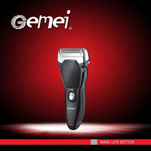 Rechargeable Travel Shaver Gemei Electric Shaver Men As Seen On TV