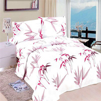 Home 40x40 133x72 sateen cotton print fabric for bedding