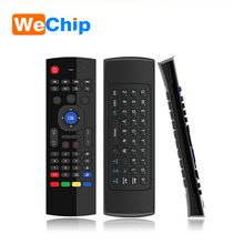 Wechip hot Selling MX3 remote control for tv box and all mini pc 2.4G mx3 backlit