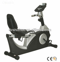 Professional sports equipment recumbent bike KY08
