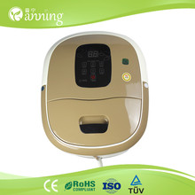 2016 Hot selling health care foot spa,plastic foot bath tube,high quality foot spa massager
